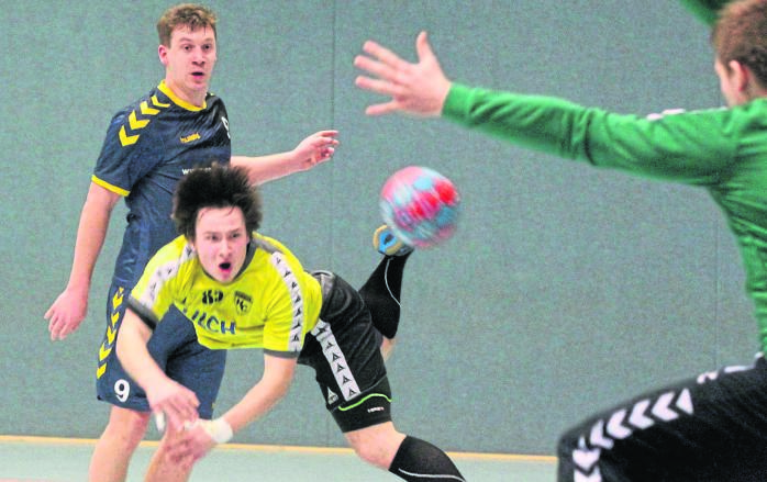 2017 01 23 Handball Northeim