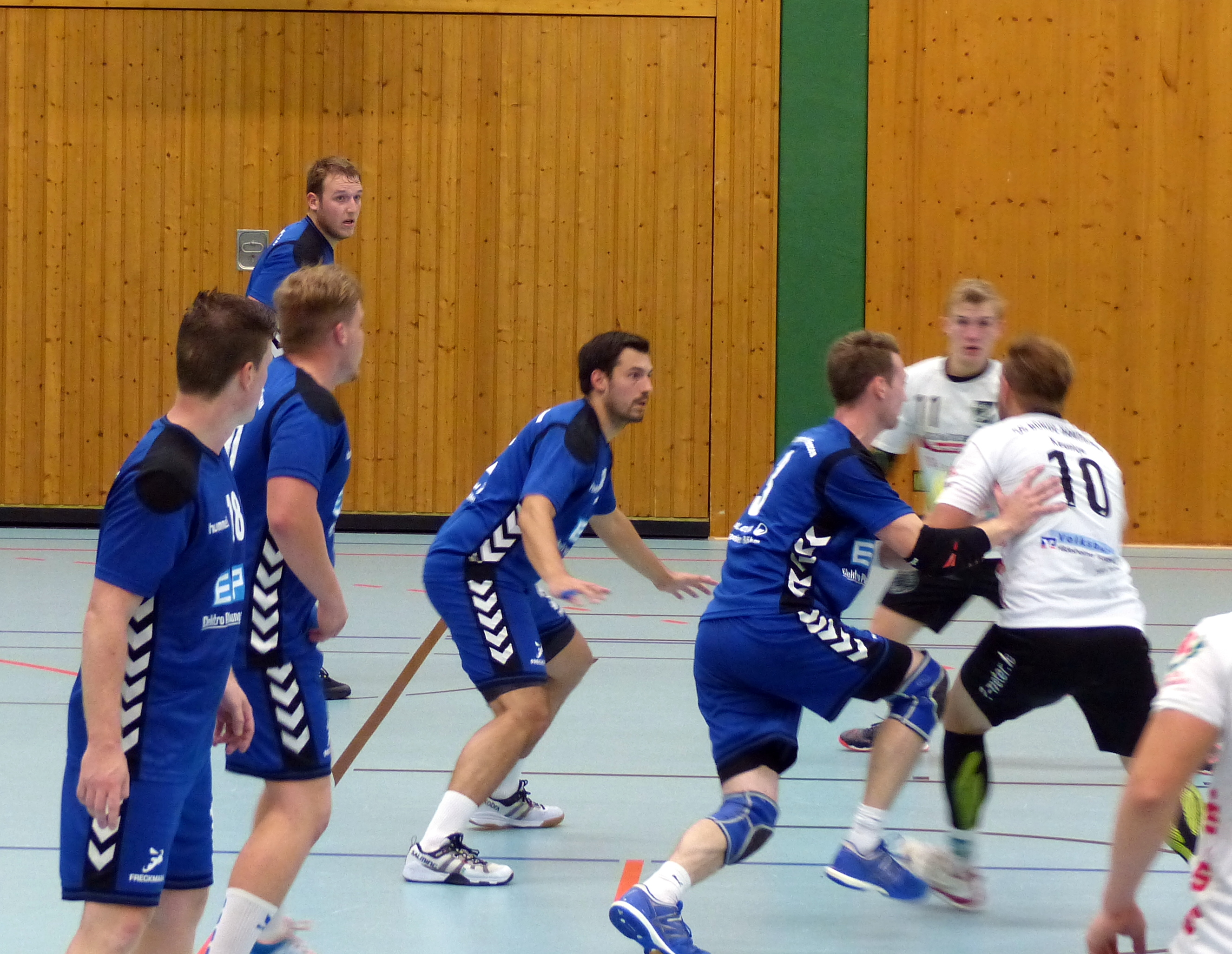 groß lafferde handball
