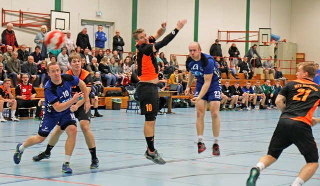 Handball USL23 MG 8595